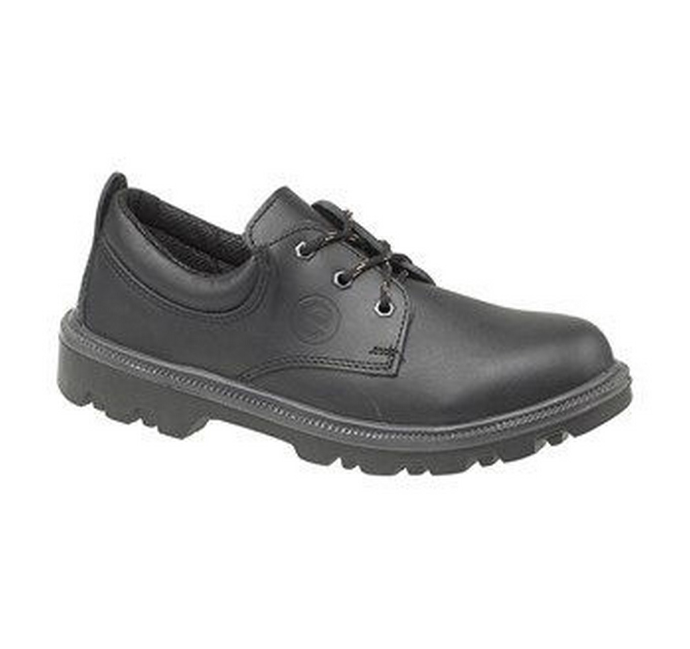 Safety Shoe Black 7