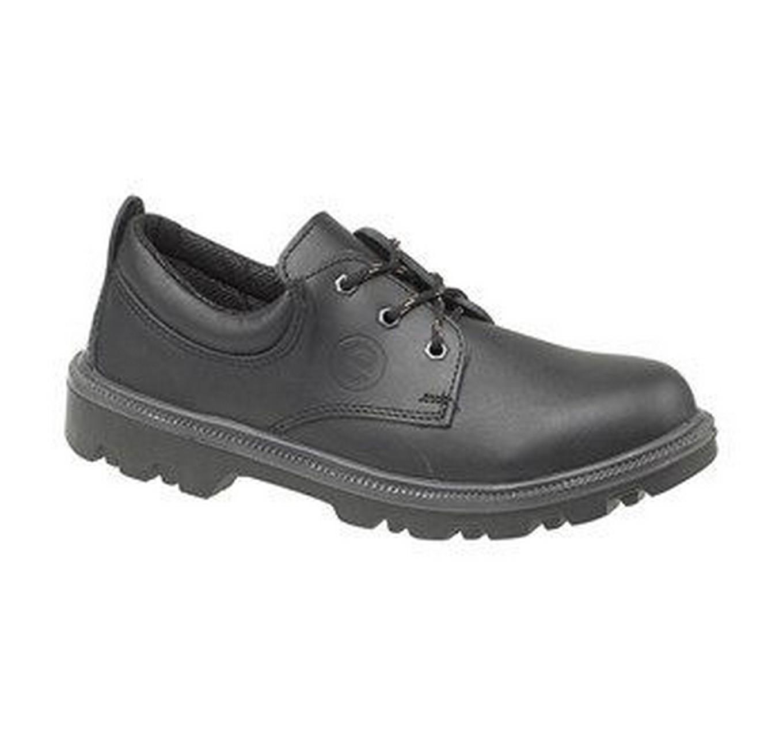 Safety Shoe Black 8
