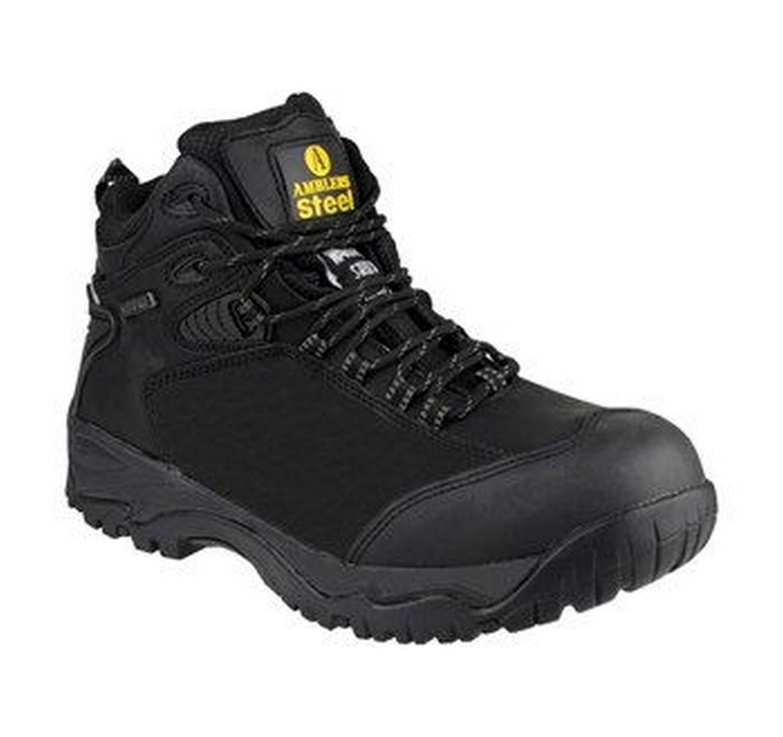 Safety Boot Fs190 Black 8