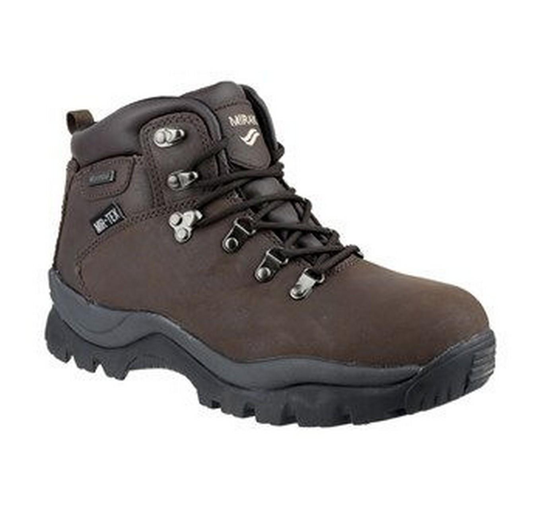 Nebraska Hiking Boot Brown 9