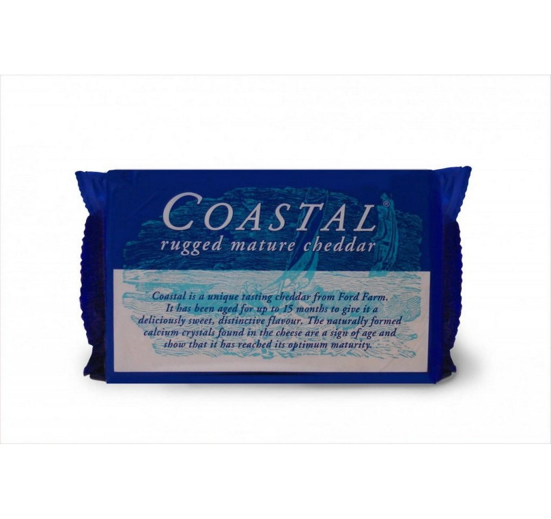 Coastal Cheddar 360g