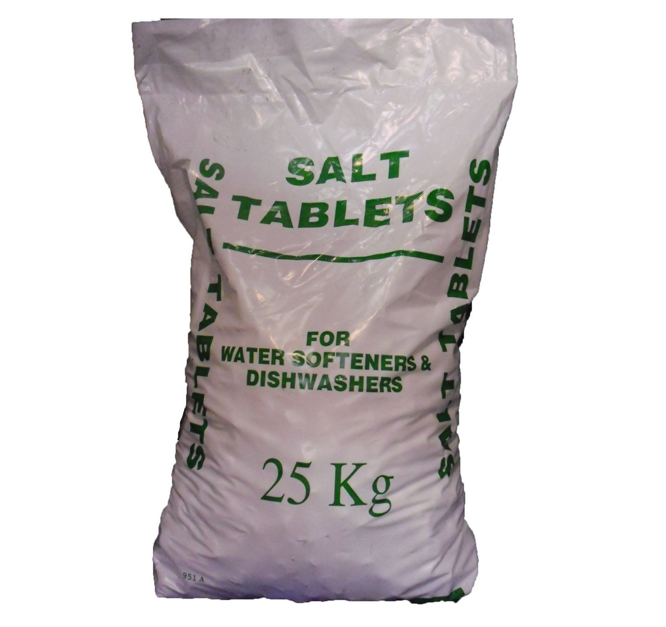 Water Softening Tablets 25kg