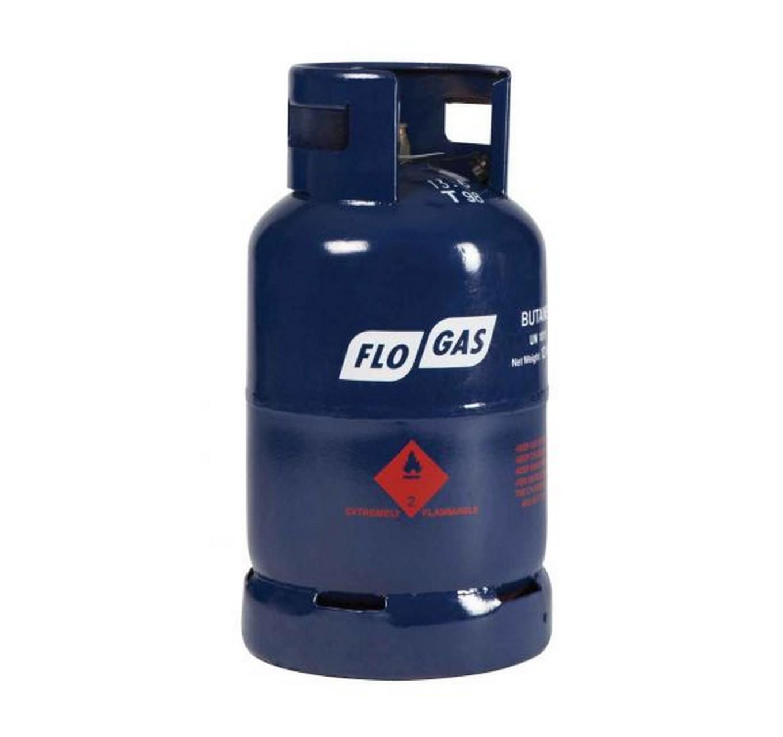 Gas Butane 13kg Dark Blue 20mm