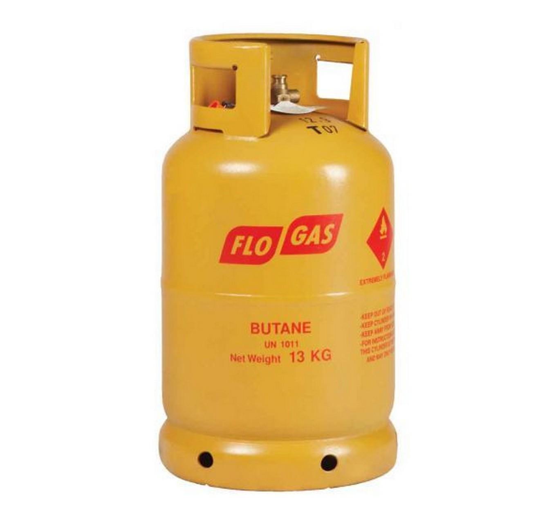 Gas Butane 13kg Gold 21mm