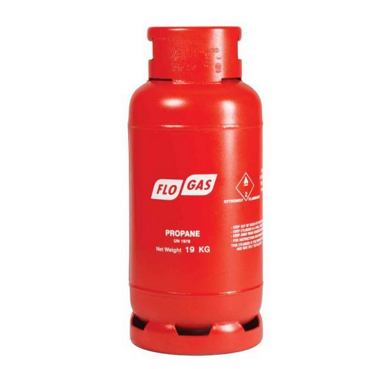 Gas Propane 19kg Red