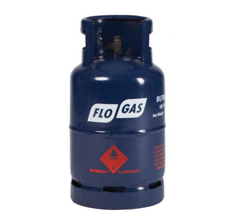 Gas Butane 7kg Blue 20mm