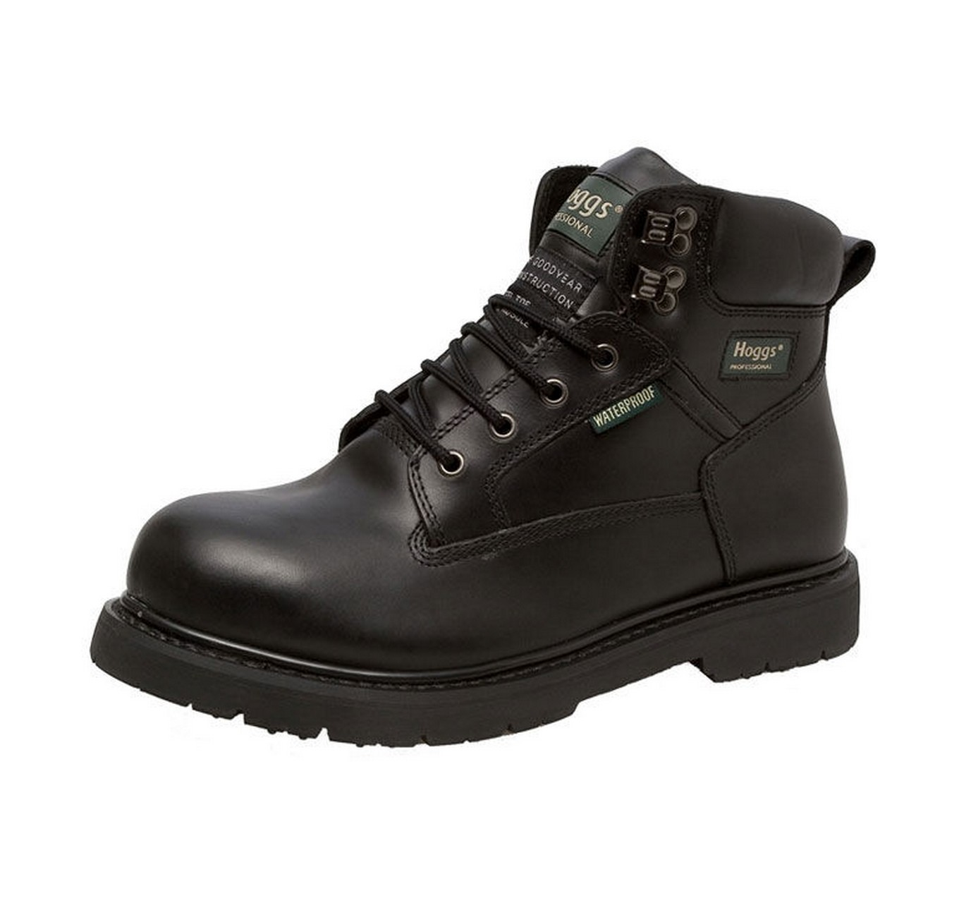Saturn Safety Boot Brown 10