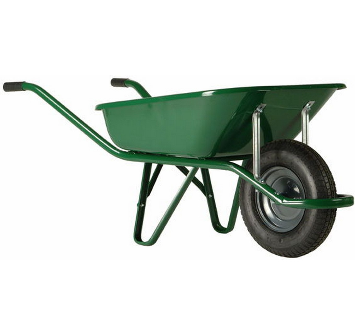 90ltr Metal Wheelbarrow