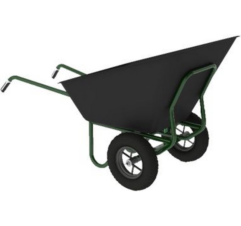 300ltr Twin Wheel Wheelbarrow