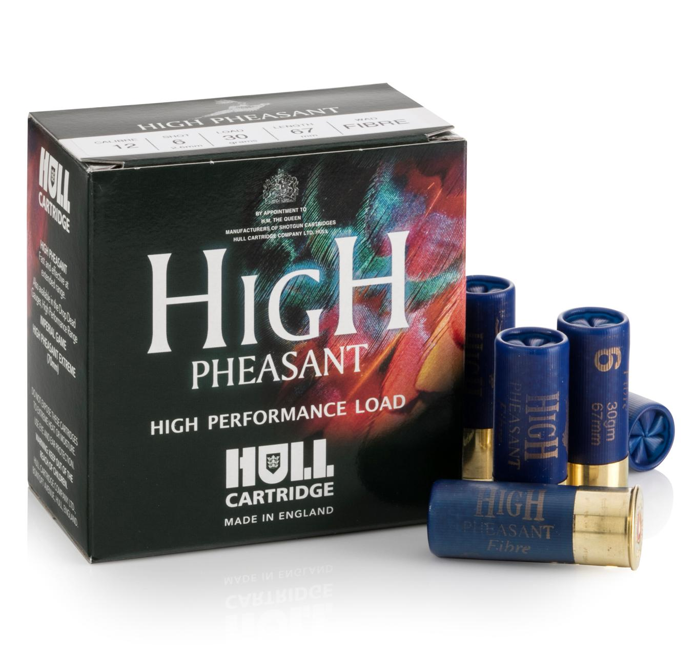 High Pheasant 12G 5shot 30g