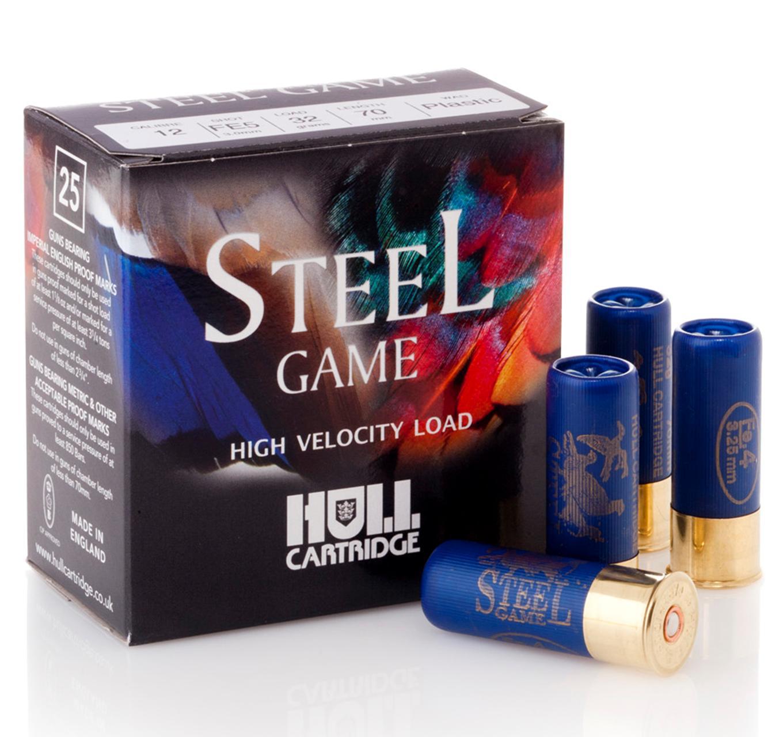 Steel Game 12G 4shot 32g