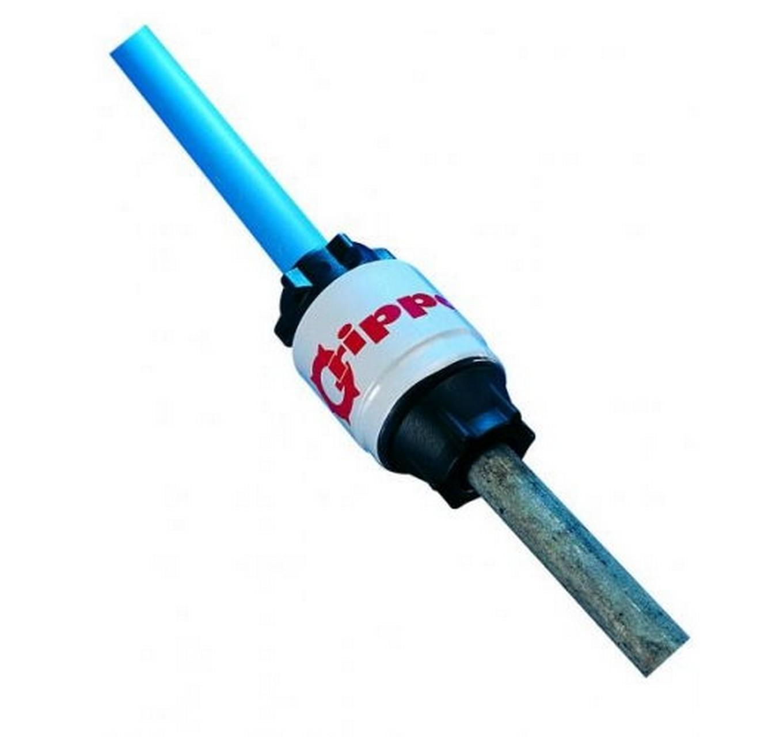MDPE Grippa Adapter 20mmx3/4