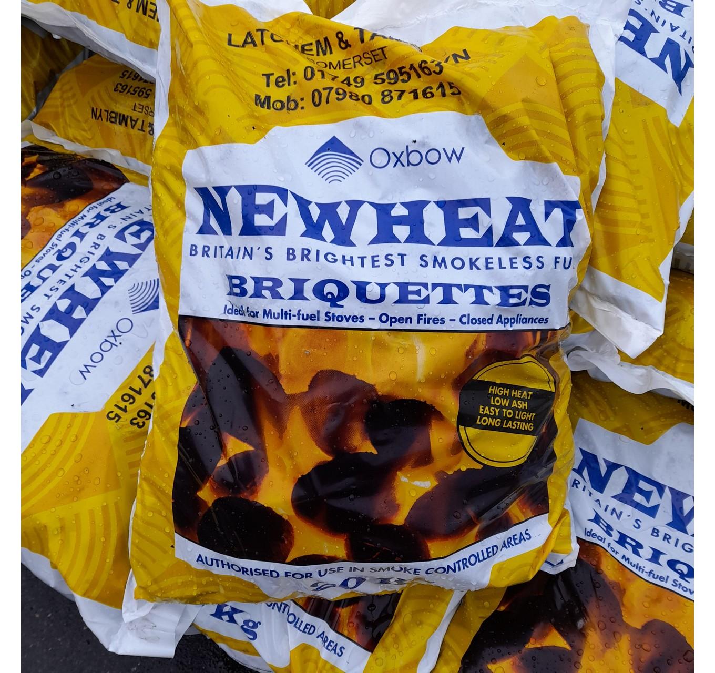 Newheat Smokeless Coal 20kg