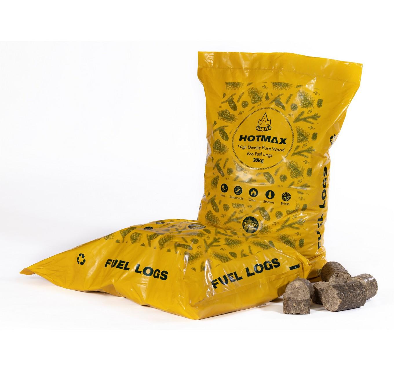 Hotmax Fuel Logs 20kg