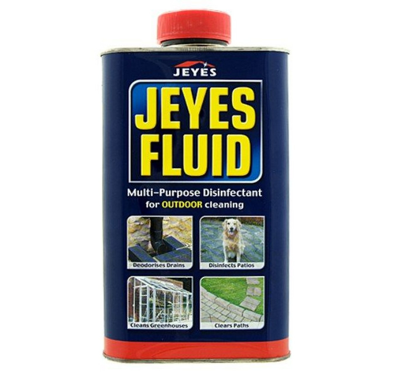 Jeyes Fluid Disinfectant 1ltr