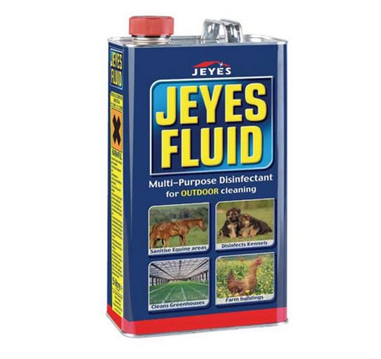 Jeyes Fluid Disinfectant 5ltr