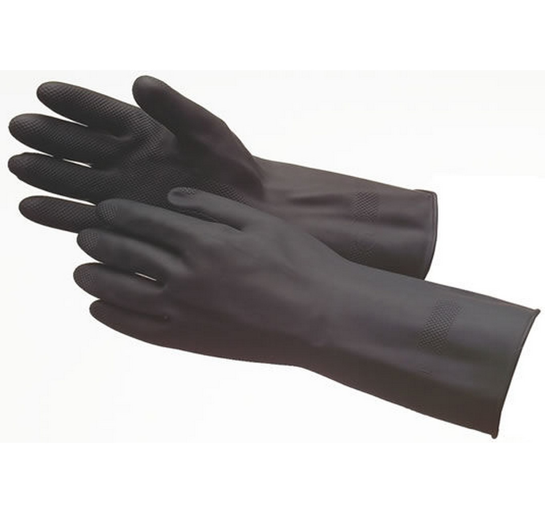 Glove Marigold Blk M