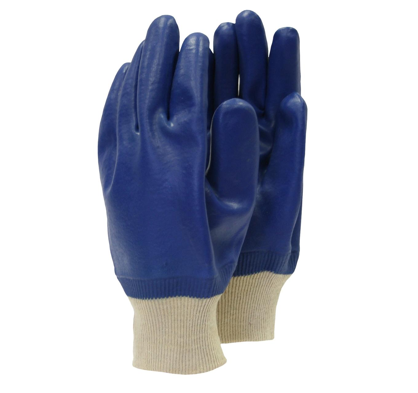 Mens PVC Super Coated Gloves