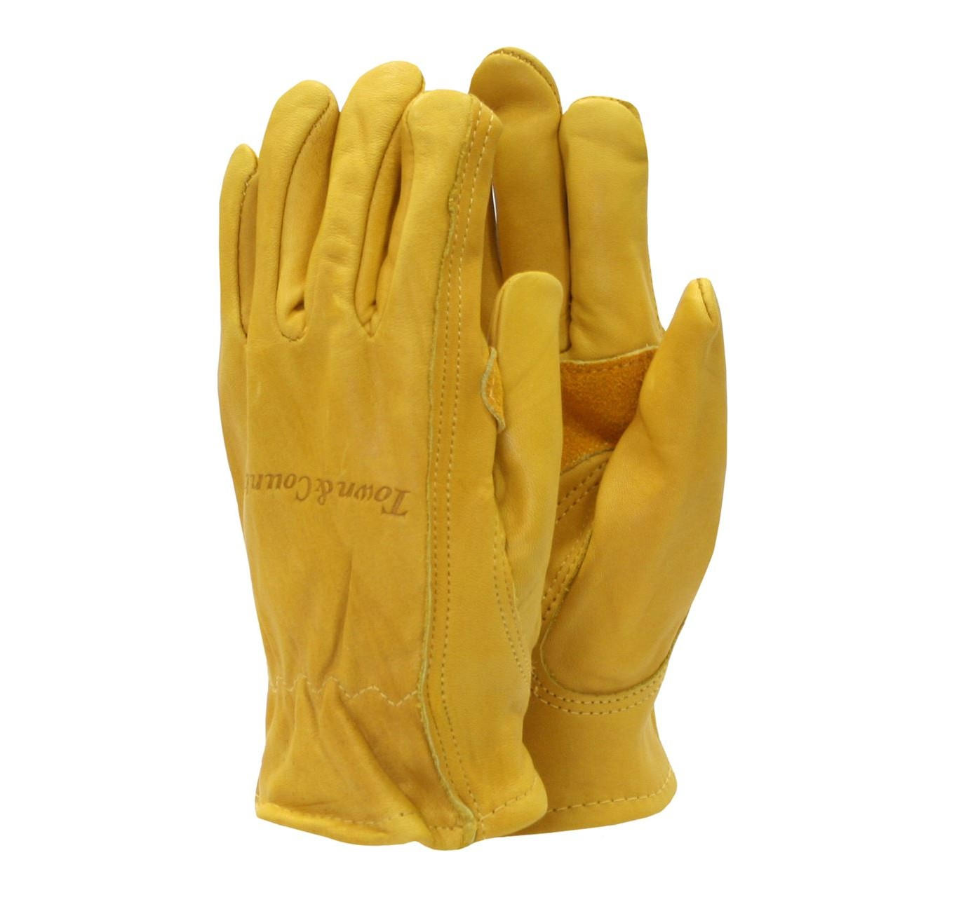 Deluxe Soft Leather Gloves M