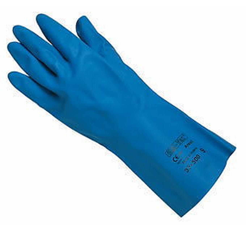 Gloves Marigold Blue