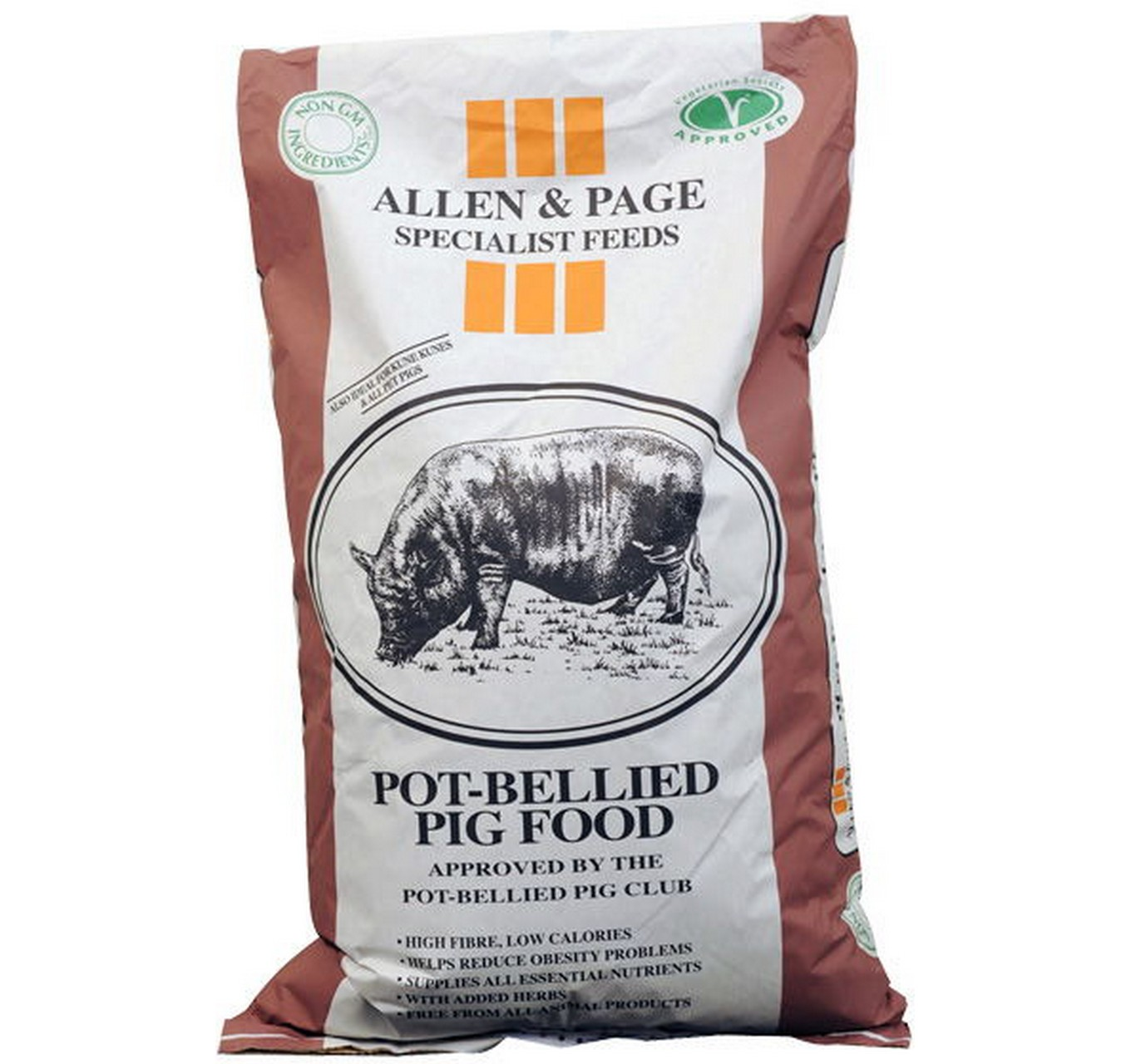 A&P Pot Belly Pig Nuts 20kg
