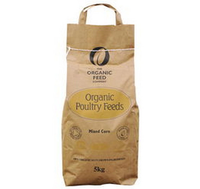 Organic Mixed Corn 5kg