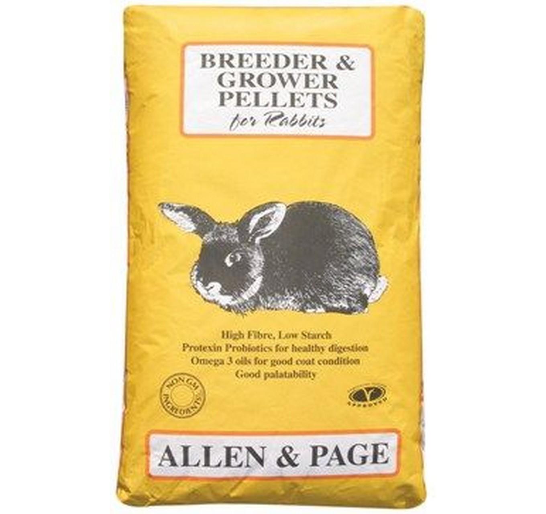 A&P Rabbit Grower 20kg