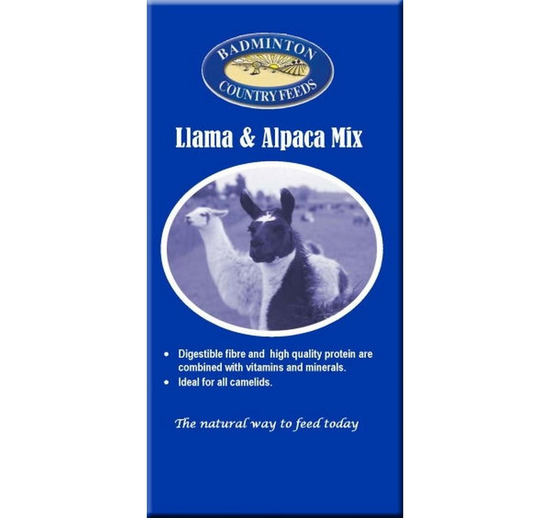 Alpaca & Llama Mix 20kg