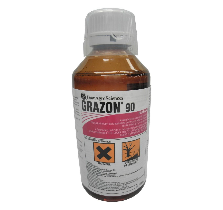 Grazon PRO - 1ltr Weedkiller