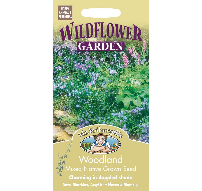 Wildflower Woodland Mixture