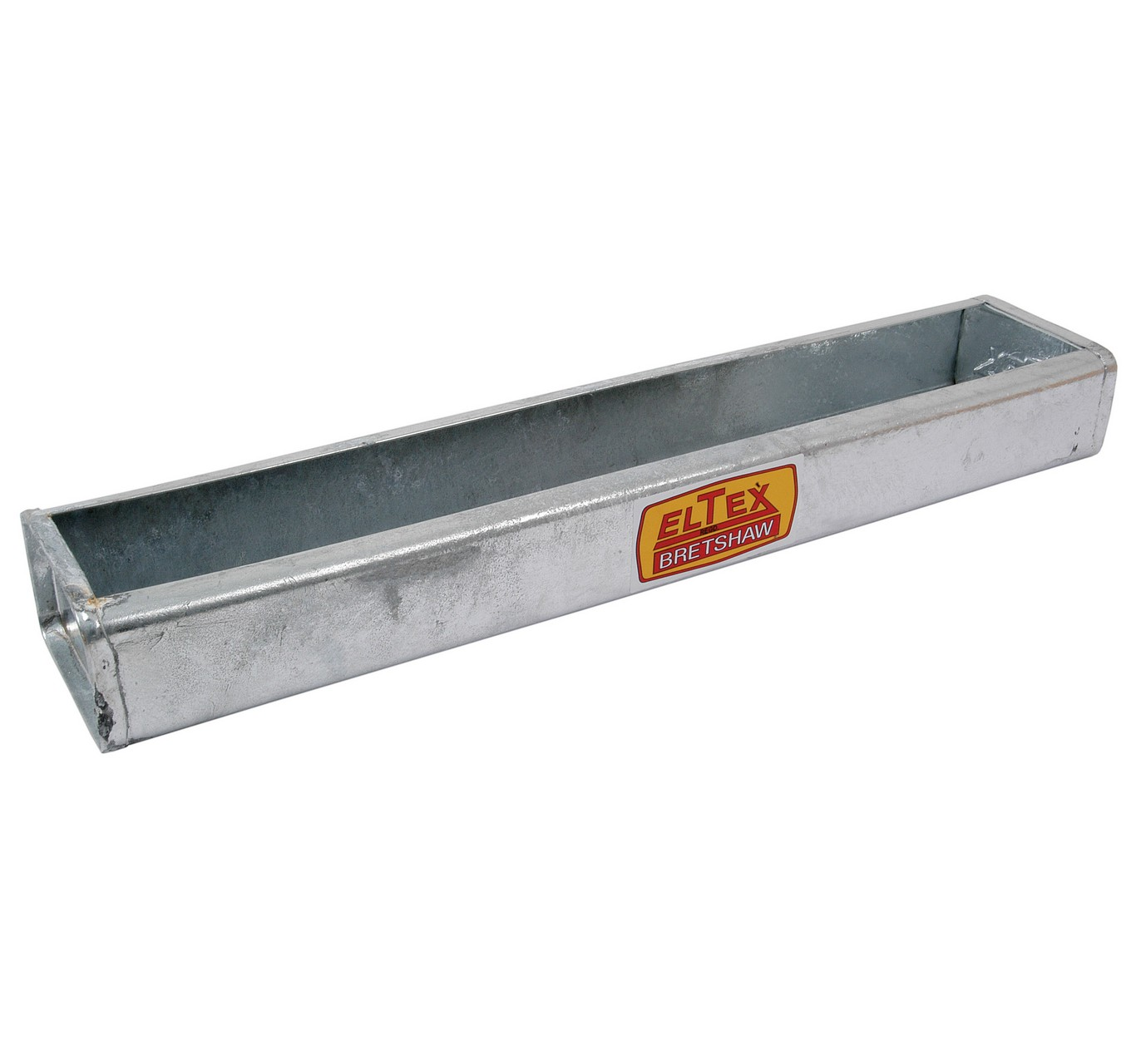 Galvanised Chicken Trough 60cm