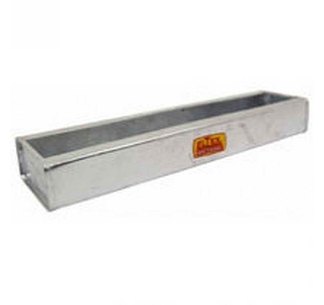 Galvanised Chicken Trough 75cm