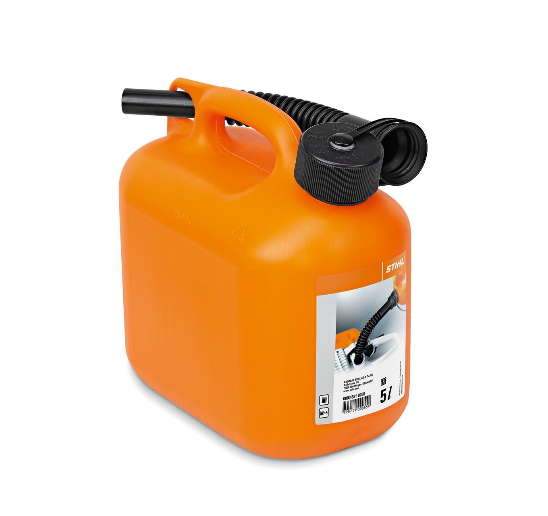 Fuel Can Orange 5L
