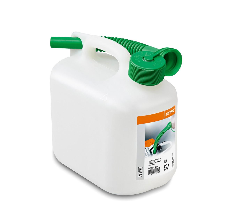 Fuel Can Transparent 5L