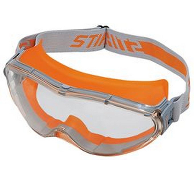 Ultrasonic Clear Goggles