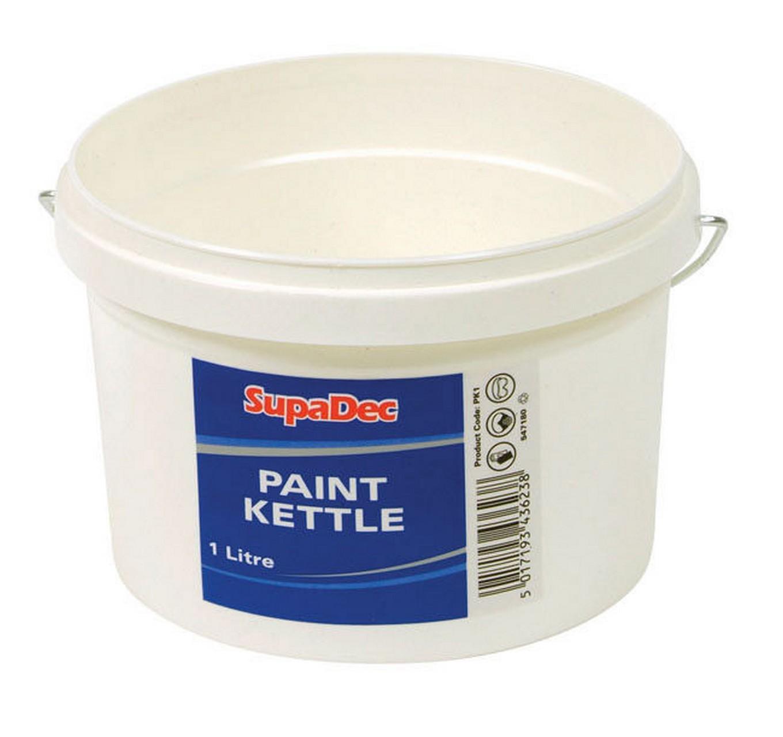 Plastic Paint Kettle 1L