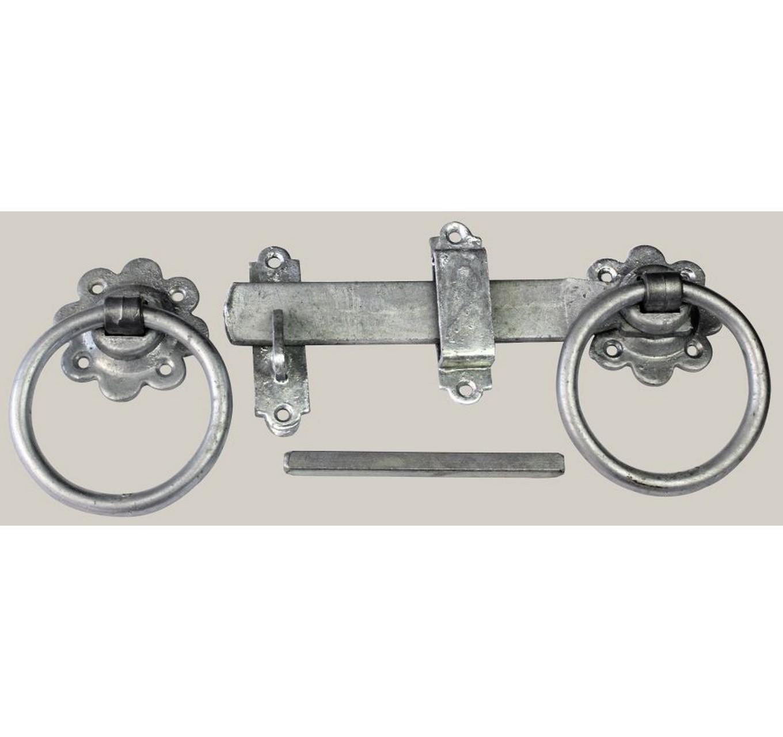 Ring Gate Latch 6