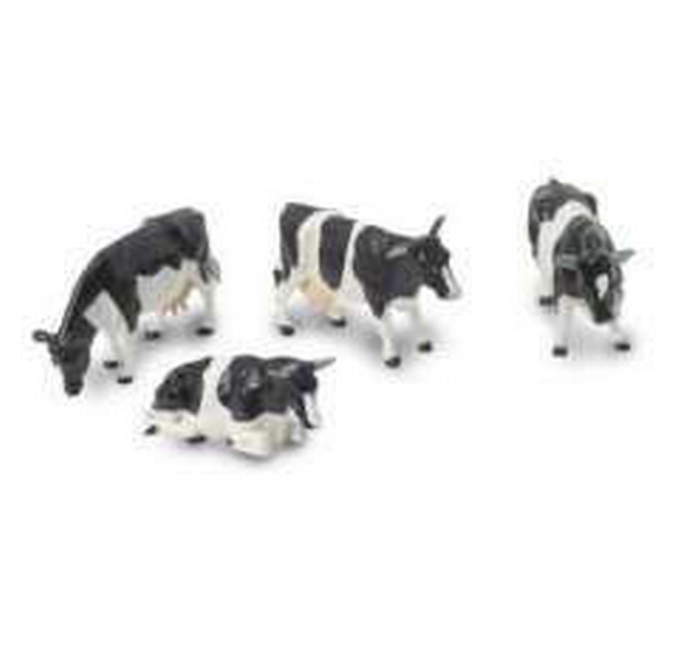 Fresian Cattle - 4 Pack