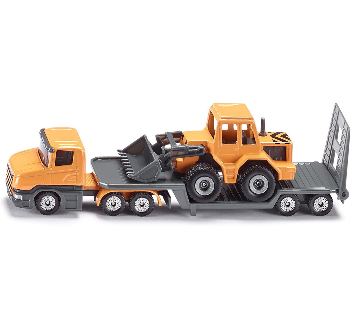 Low Loader & Wheel Loa