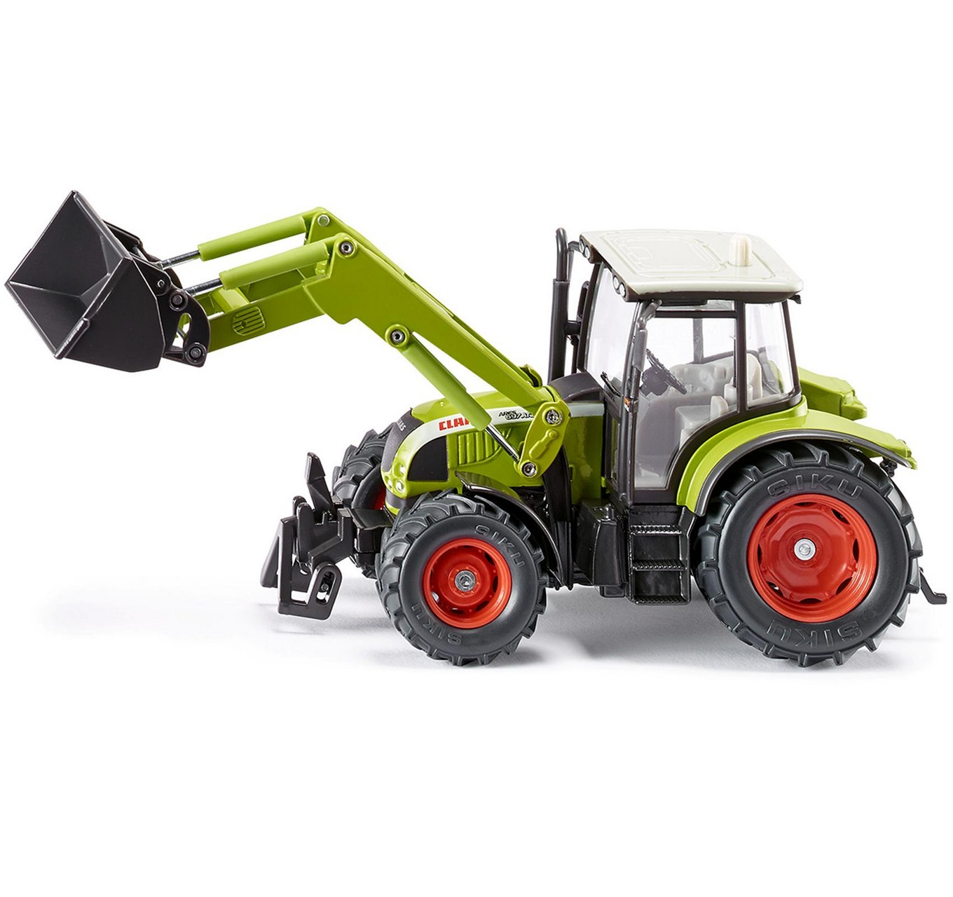 Claas Ares with Loader