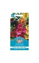 Hollyhock Giant Single Mixed