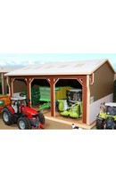 Tractor & Implement Shed 1:32