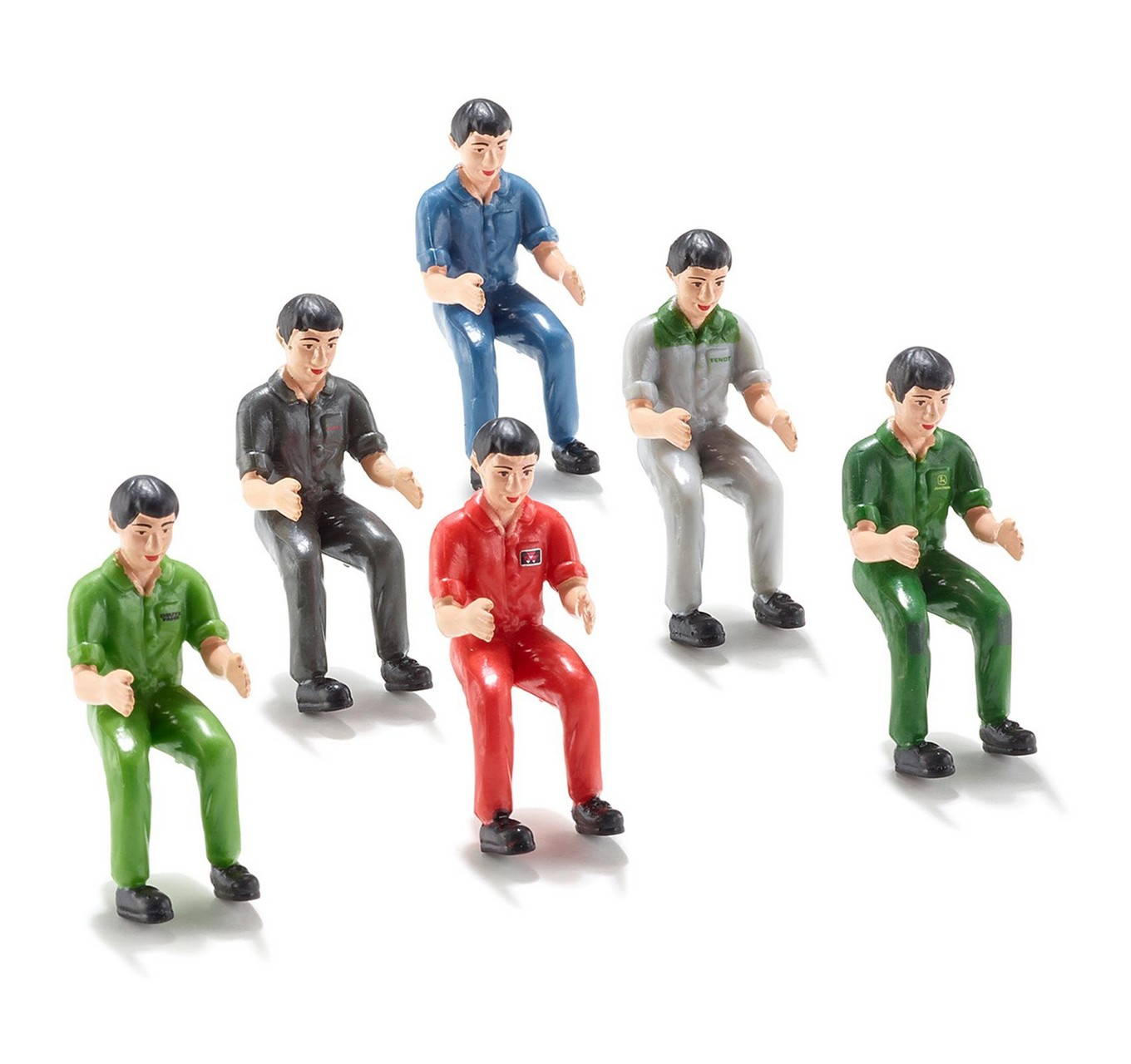 Tractor Drivers - 6pk