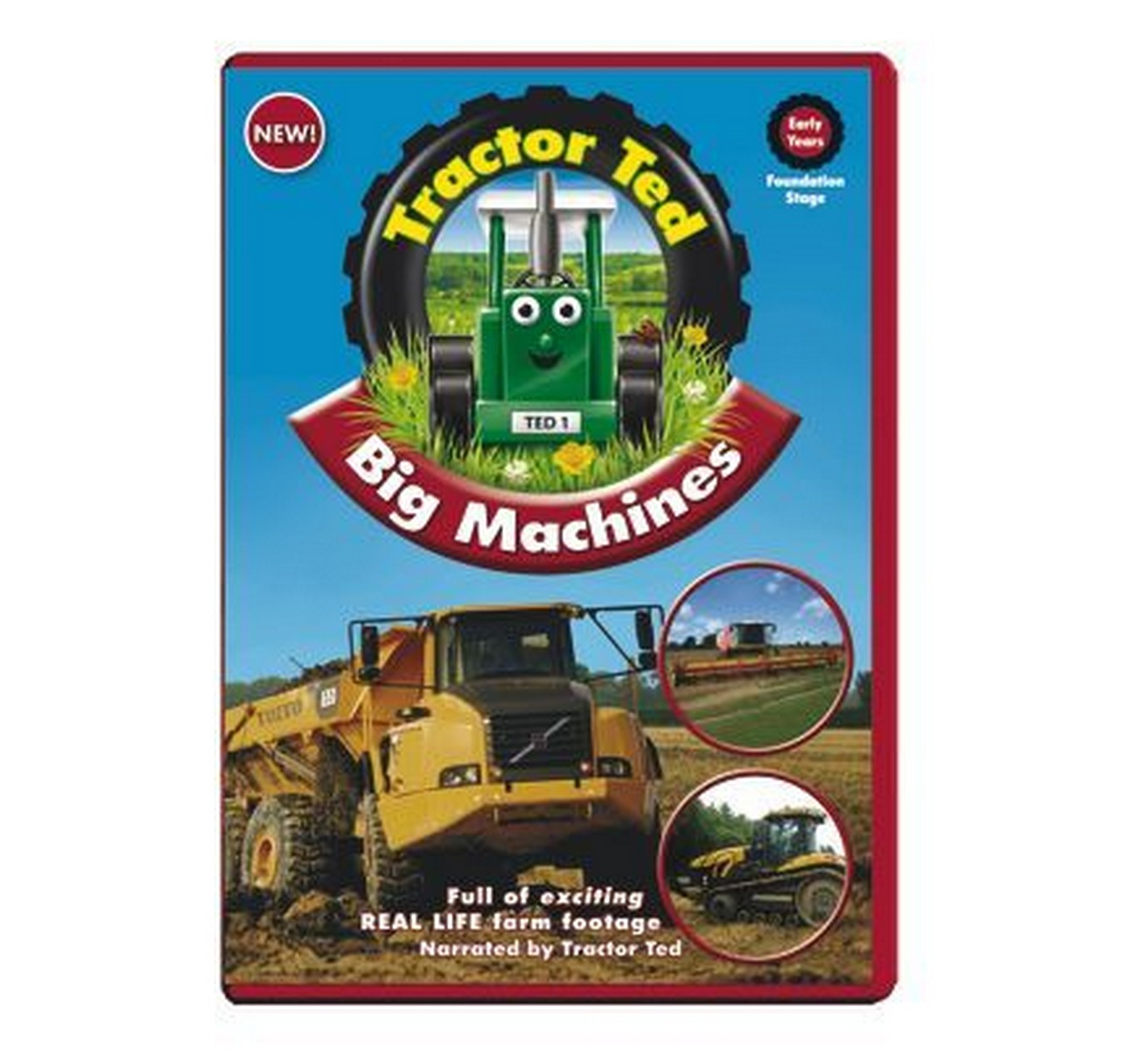 Big Machines DVD