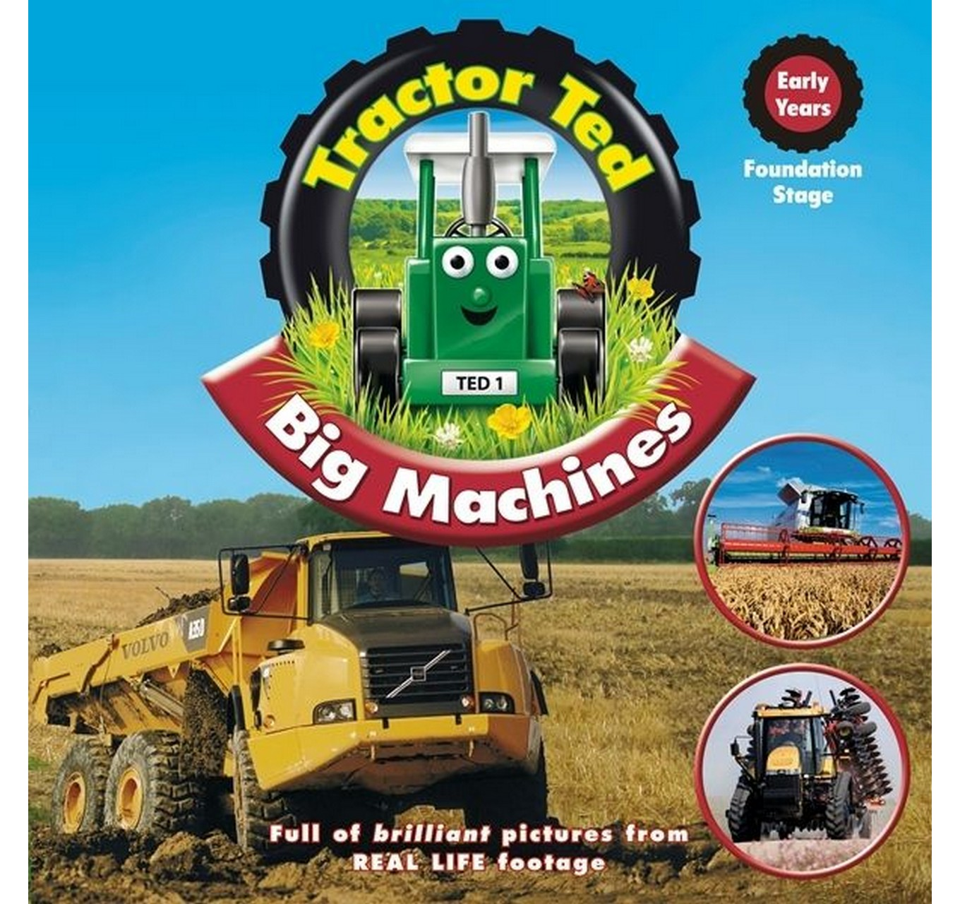 Big Machines Book