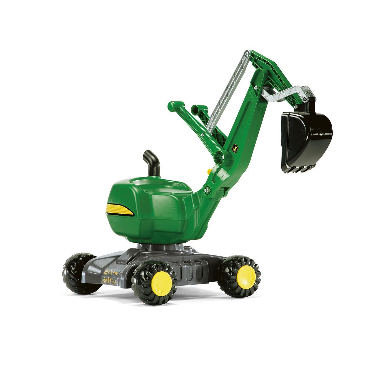 Rolly Excavator - John Deere