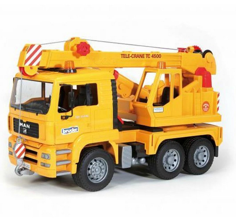 MAN Crane Lorry