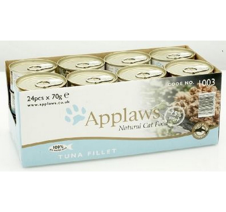 Applaws Tuna Fillet 70g