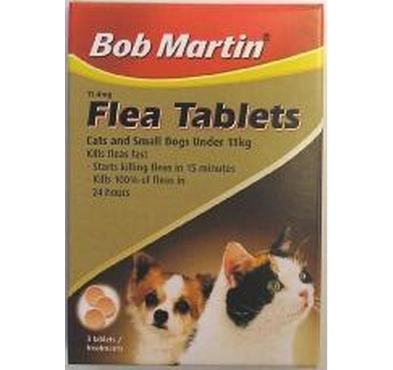 Flea Tablets - Cat & Small Dog