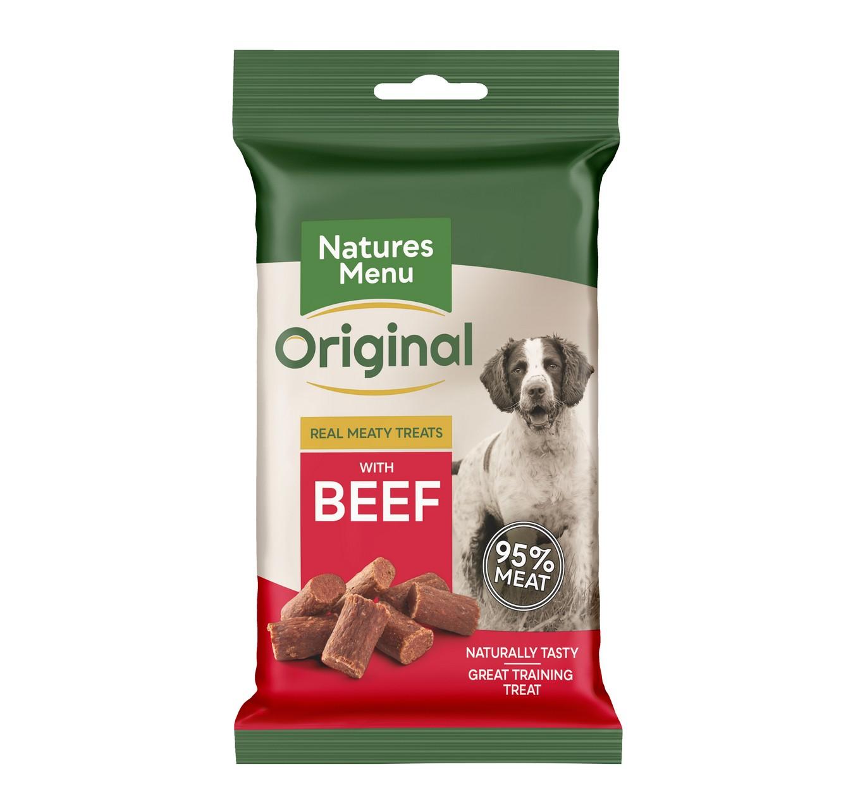Beef Mini Treats 60g